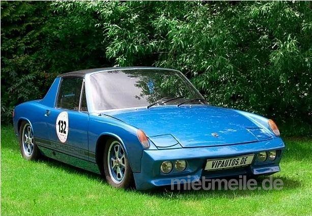 Oldtimer mieten & vermieten - Porsche 914 - Oldtimer  in Hannover
