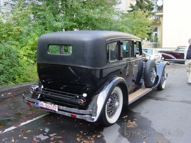 Oldtimer mieten & vermieten - Oldtimer Rolls Royce Phantom I von 1929 in Bockhorn