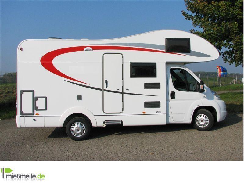 Wohnmobile mieten & vermieten - Wohnmobil Bürstner Argos 670 G in Zeesen