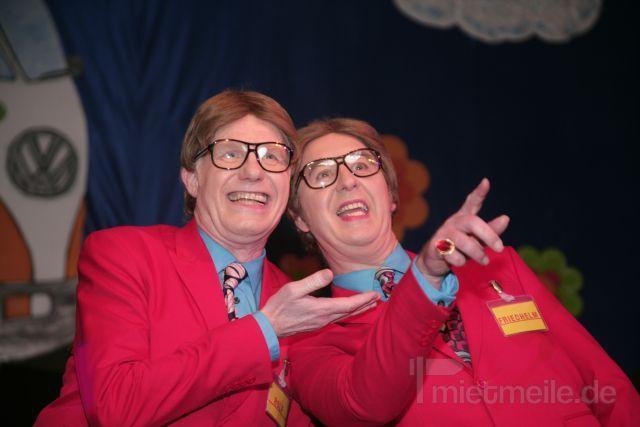 Comedian mieten & vermieten - DIE DOPPELTE DOSIS in Wiesbaden