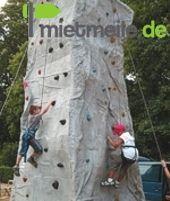 "Kletterwand mieten & vermieten - Kletterturm ""The Rock"" inkl. 2 Betreuer (6 Std.) in Augustdorf"