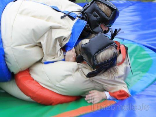 Sumo-Ringen mieten & vermieten - Sumo Wrestling in Augustdorf