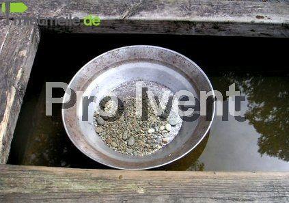 Wasserspiele mieten & vermieten - Goldwaschen, Goldwaschbecken incl. Deco in Herdecke