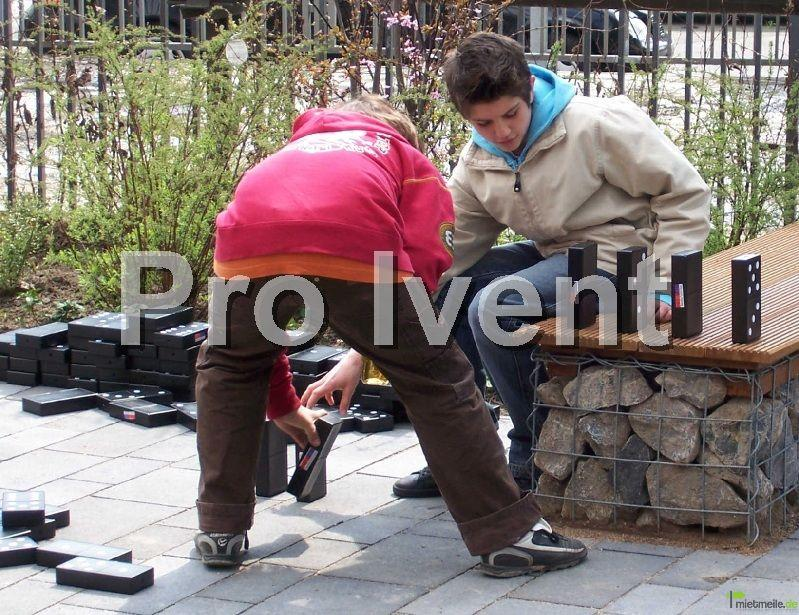 Großspielgeräte mieten & vermieten - Jumbo Domino in Herdecke
