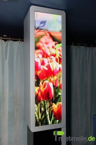LCD Monitore mieten & vermieten - CHRISTIE MICROTILES steglose Videoleiste LED in Hamburg Billbrook
