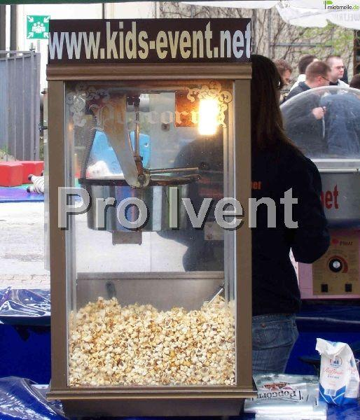 Popcornmaschine mieten & vermieten - Popcornmaschine in Herdecke