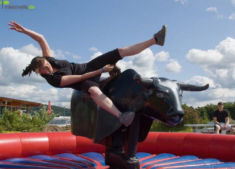Bullriding mieten & vermieten - Bullriding from Cowboyhat in Leipzig