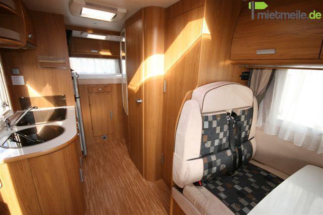 Wohnmobile mieten & vermieten - CI Elliot 55P in Zeesen