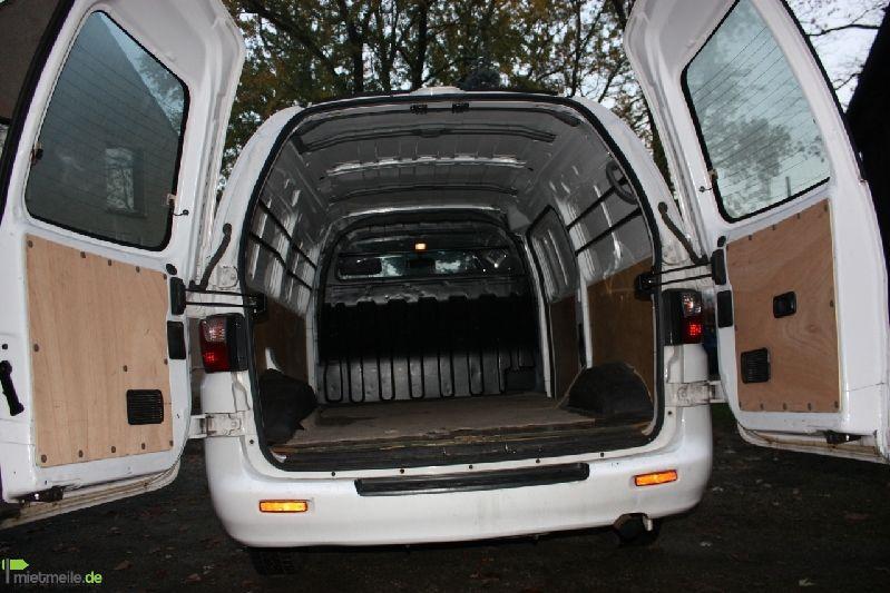 Transporter mieten & vermieten - Hyundai H1 in Berlin