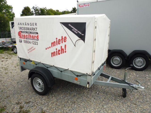 Autoanhänger mieten & vermieten - Nr.01 Planenanhänger 207x111x120 cm 750 kg Plane in Aurach