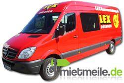Transporter mieten & vermieten - Transporter K lang..für den mittleren/großen Umzug in Dresden