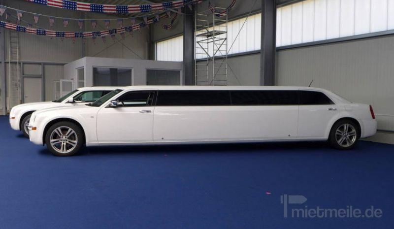Limousinen mieten & vermieten - Luxus-Stretchlimousine zu fairen Preisen mieten in Esslingen am Neckar