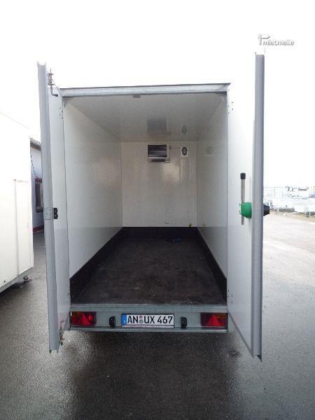 Kühlanhänger mieten & vermieten - Nr.14 Kühlkoffer 350x150x190 cm 2500 kg in Aurach