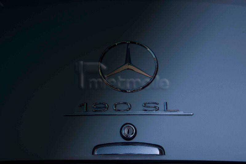 Oldtimer mieten & vermieten - Mercedes-Benz 190 SL in Köln
