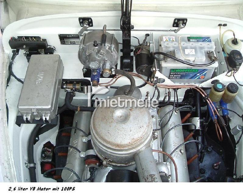 Hochzeitsauto mieten & vermieten - BMW Barockengel V8 Oldtimer in Brake