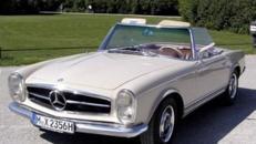 Der Mercedes 230 SL