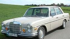 Der Mercedes 280 SE 4.5
