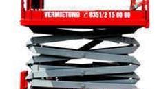 Scherenbühnen/ Hebebühnen/ Genie-GS-3268