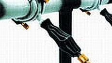 Rohr-Einfriergerät Roller Polar / Einfrieren / Geräte / Werkzeuge / Rohre