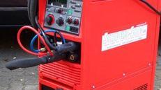 FRONIUS MAGIC WAVE 3000, Wig-Schweissanlage, 400V-16A, 3-300A, 65% ED / Schweissen / Geräte / Werkzeuge
