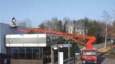 LKW Hebebühnen / LKW Bühne / T 270