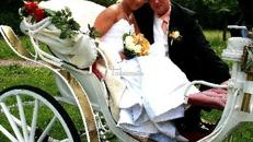 Hochzeitskutsche - Fahren Sie mit uns ins Glück