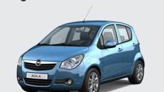 Mietwagen (Kleinwagen) Opel Agila