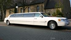 Lincoln Town Car Superstretchlimousine, 8,6 Meter, 2002