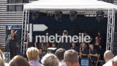 Kleine Bühne mit 3x6m