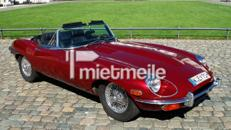 Jaguar E-Type S2 Roadster