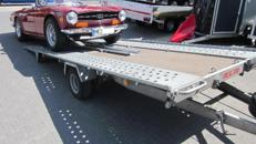 KFZ Transporter/Transportanhänger  3,5m 1.500kg