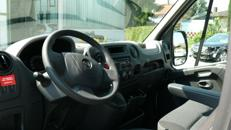 Opel Movano langer Radstand