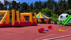 Riesen Spielefest (inkl. 8 Std. Full-Service Betreuung etc.)