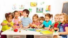 Kleines Spielefest Spielmobil Kinderbetreuung