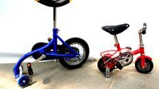 Verrückte Fahrräder Fun Bikes Spassräder