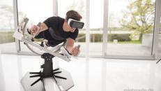 VR Flugsimulator ICAROS (inklusive Betreuung)