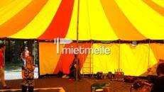 Zirkuszelt 10 Meter Durchmesser