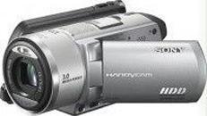 HD Camcorder Sony mit Zeiss Objektiv