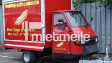 Hot Dog Wagen zur Miete - Hotdog Catering
