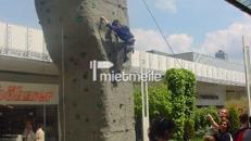 Kletterberg, klettern wie die Profis !!!