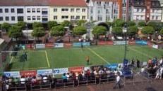 Soccer Court | Street Soccer Court mit/ohne Rasen