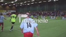 Rundumbande f. Hallen Fußball| mit/ohne Kunstrasen