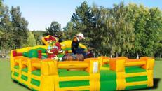"""Vermietung Rodeo Bullriding - """"Bullriding Rodeo We"""