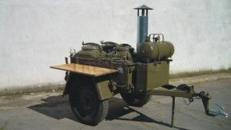 """Vermietung Gulaschkanonen - """"Gulaschkanone 2"""""""