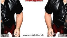 Sänger und Entertainer Lothar