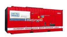 Stromerzeuger 800 kVA