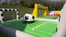 Ballriding Bullenreiten auf dem Ball
