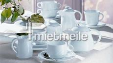 Geschirrverleih Mietgeschirr - Teller & Tassen