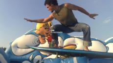 Surf-Simulator mieten