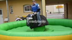 Bullriding - Simulator - Rodeo mieten
